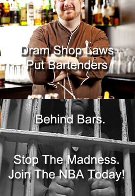 Join the National Bartenders Association!